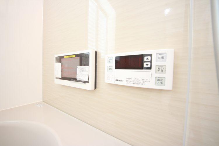 バスルーム テレビ