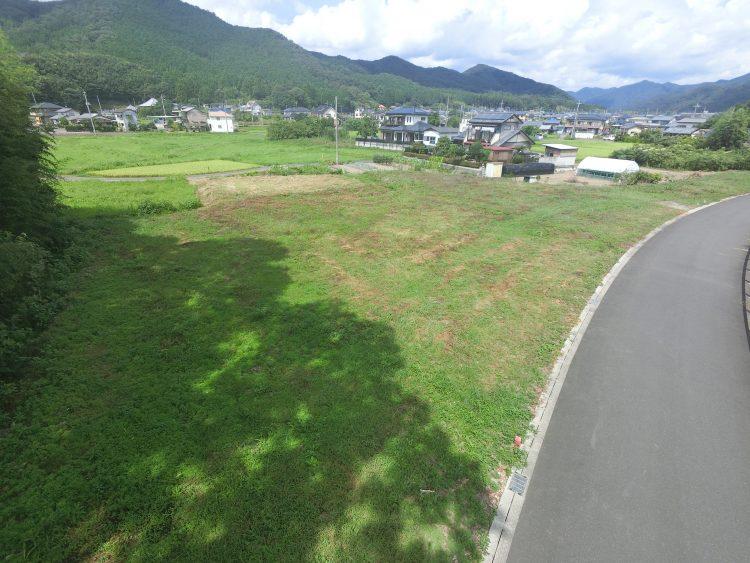 土地の空撮写真1