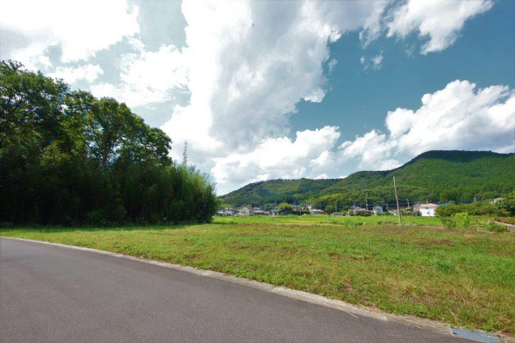 土地の写真